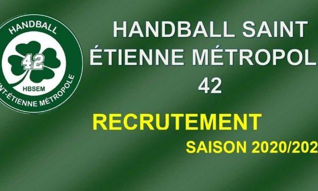 NF2 : Saint-Etienne annonce de nouvelles recrues