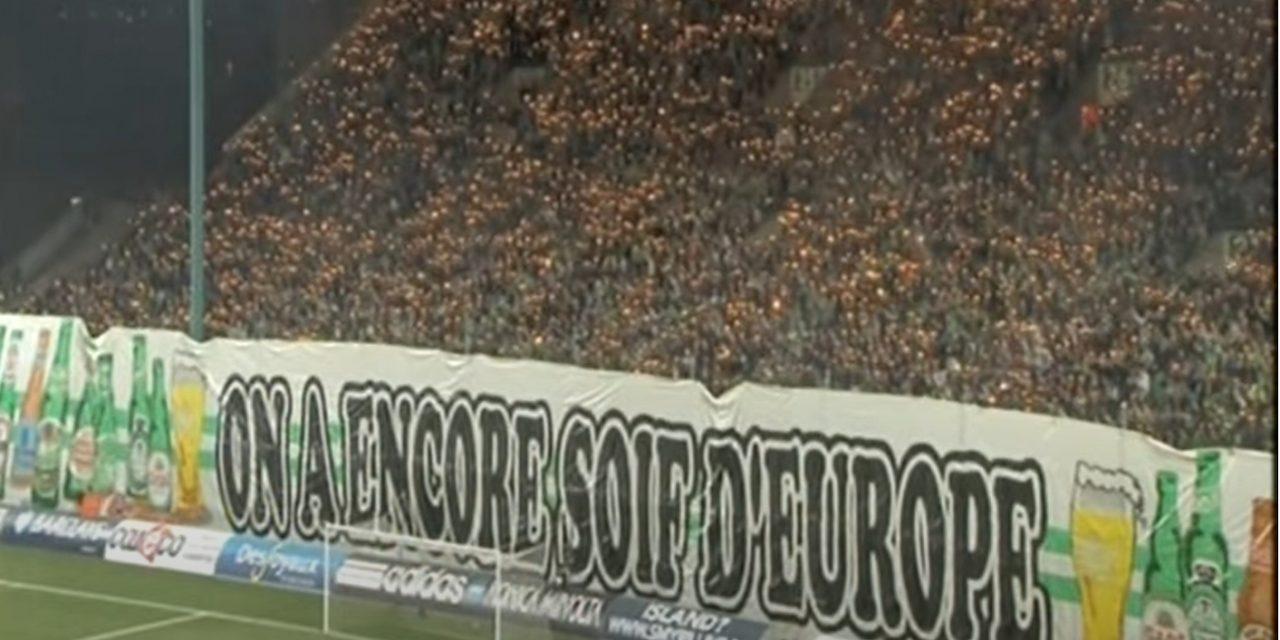 Le jour où… Saint-Etienne accueillait le Werder Brême en 1/8ème de Coupe UEFA
