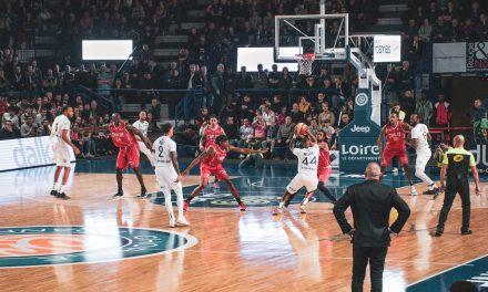Les meilleurs moments de sport 2019-2020 : Le retour de Jean-Denys Choulet à la Chorale de Roanne