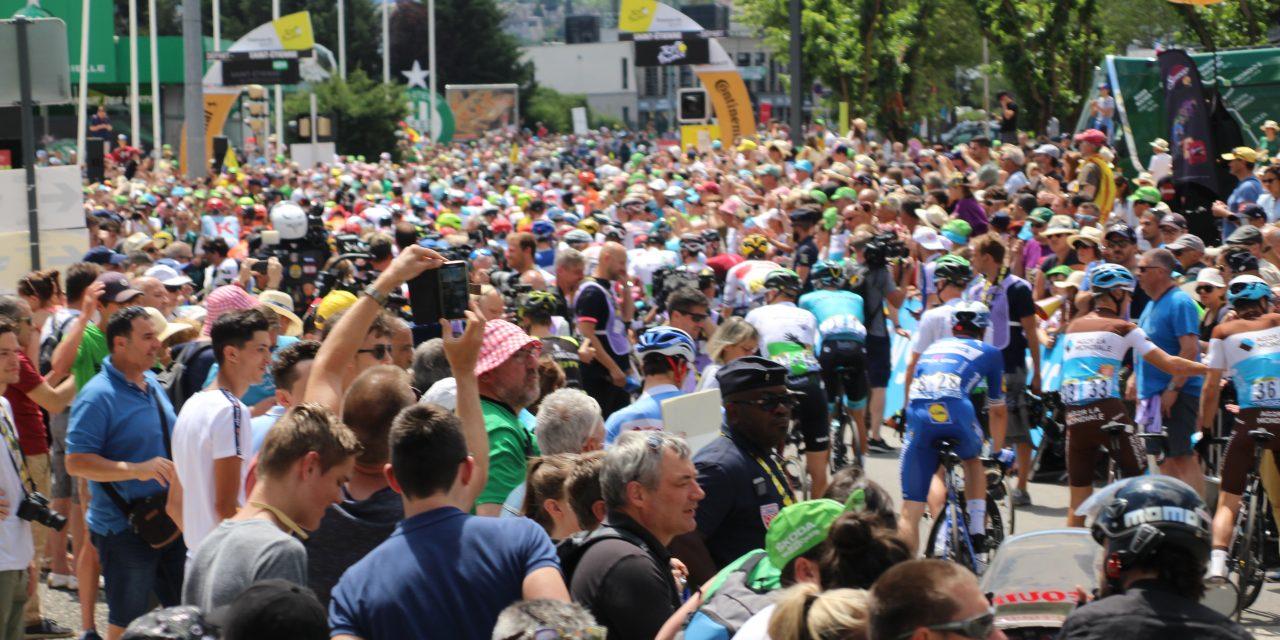 """""""Du monde au bord des routes"""" du prochain Tour de France"""