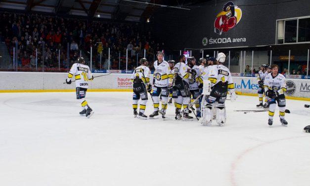 Le Roanne Hockey conserve deux joueurs majeurs de son effectif