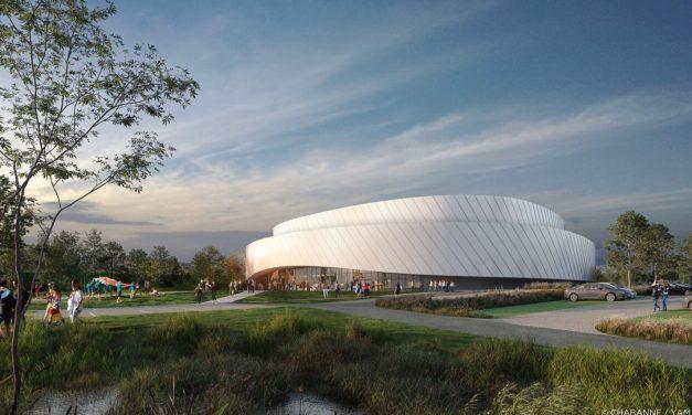 Série : Les stades et enceintes de la Loire : Saint-Chamond et son nouvel écrin