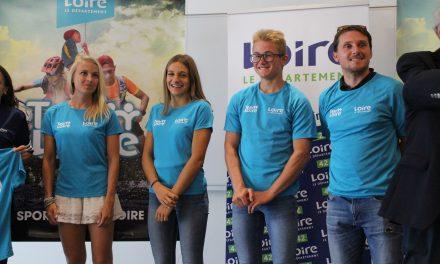 Quatre sportifs ligériens prêts à représenter le département de la Loire
