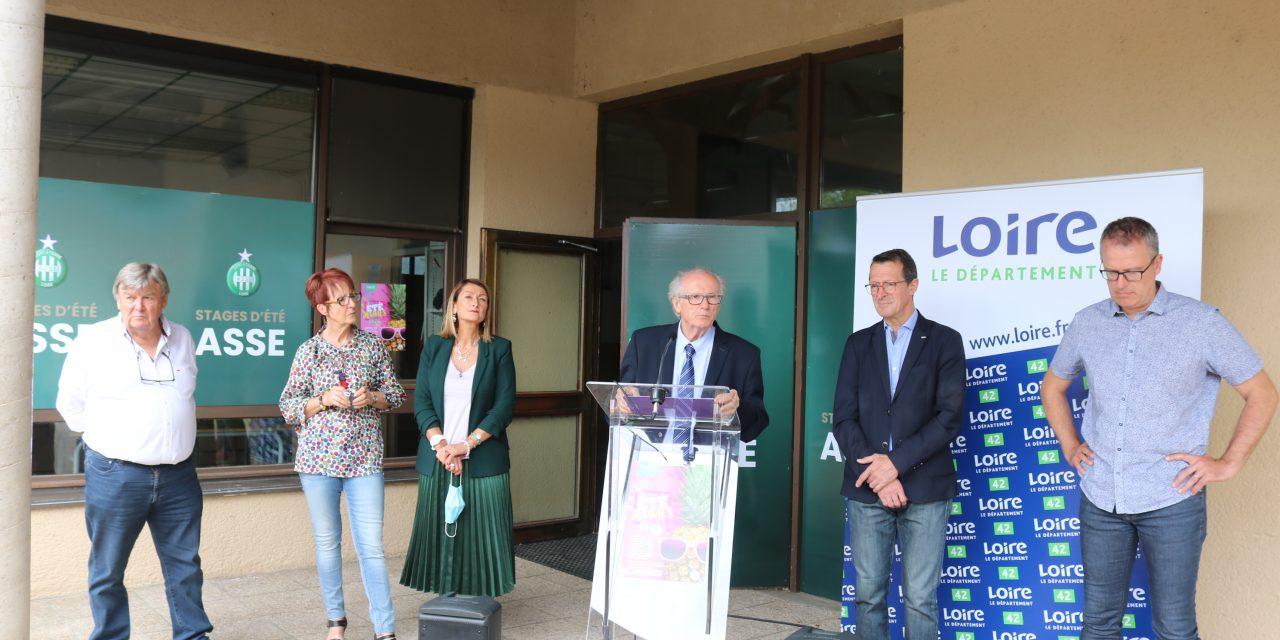 """Jean-Yves Bonnefoy : """"Demain, les activités de pleine nature seront importantes dans la Loire"""""""