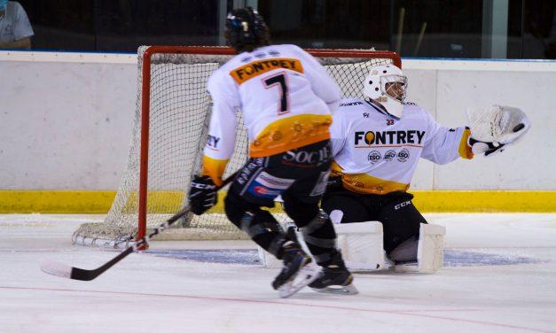 D2 : Le Roanne Hockey débutera par une nouvelle destination