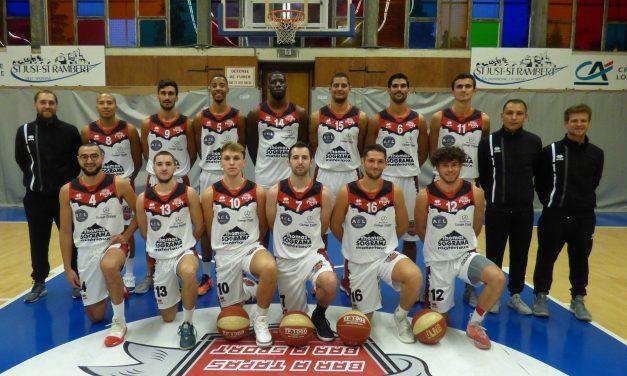 Basket : La compétition reprend ce soir dans la Loire
