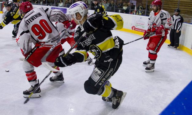 C'est officiel, le Roanne Hockey ne montera pas en Division 1 cette saison