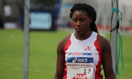 Amanda Ngandu-Ntumba sacrée championne de France du lancer de poids