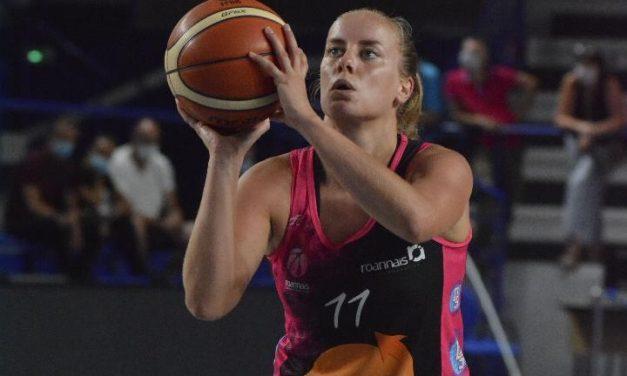 Retour à la compétition pour le Roannais Basket Féminin ce week-end