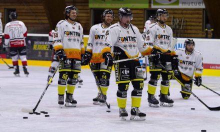 Le Roanne Hockey renoue avec le succès à Vaujany