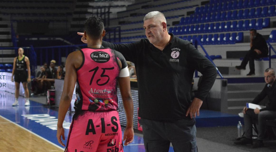 L'instant tactique avec Olivier Hirsch (Roannais Basket Féminin)
