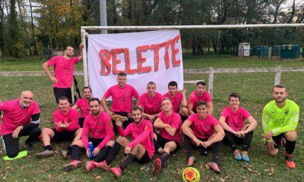 Le FC Belette, savant mélange entre football et humour